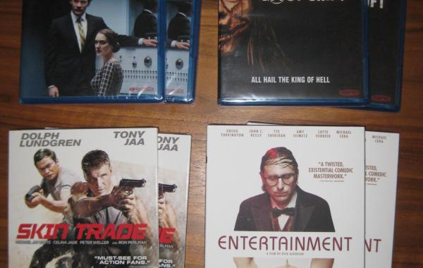 [GIVEAWAY] Magnolia/Magnet Giveaway Extravaganza! Win Copies of 'Experimenter', 'Last Shift', 'Skin Trade' & 'Entertainment'; Each Now Available From Magnolia & Magnet 31