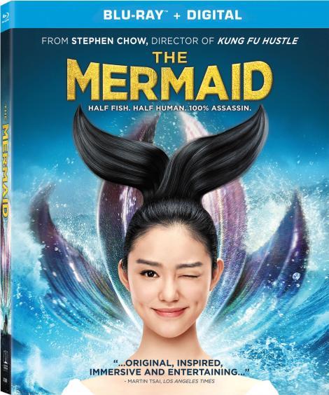 The.Mermaid-Blu-ray.Cover