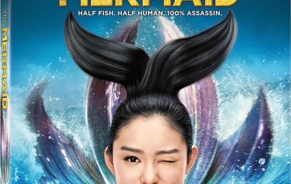 From Director Stephen Chow Comes 'The Mermaid'; Debuting On Digital May 17 & On Blu-ray & DVD July 5, 2016 From Sony 9