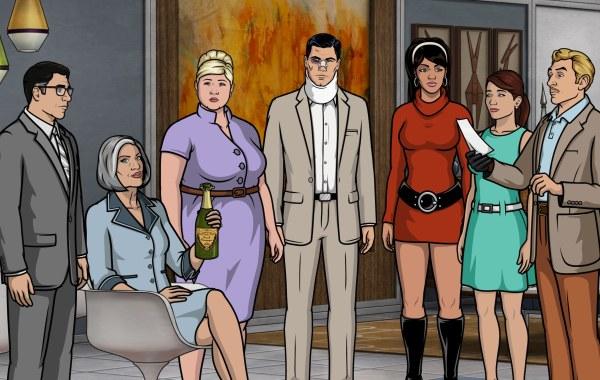 'Archer' Renewed By FX Through Season 10; Season 8 To Premiere In 2017 33