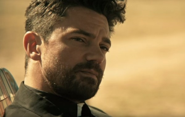 'Preacher' Renewed For Season Two By AMC 4