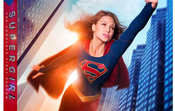 'Supergirl: The Complete First Season'; Own It On Blu-ray & DVD August 9, 2016 From DC Comics & Warner Bros 44