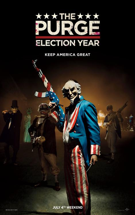 The.Purge.Election.Year-Uncle.Sam.Theatrical.Poster