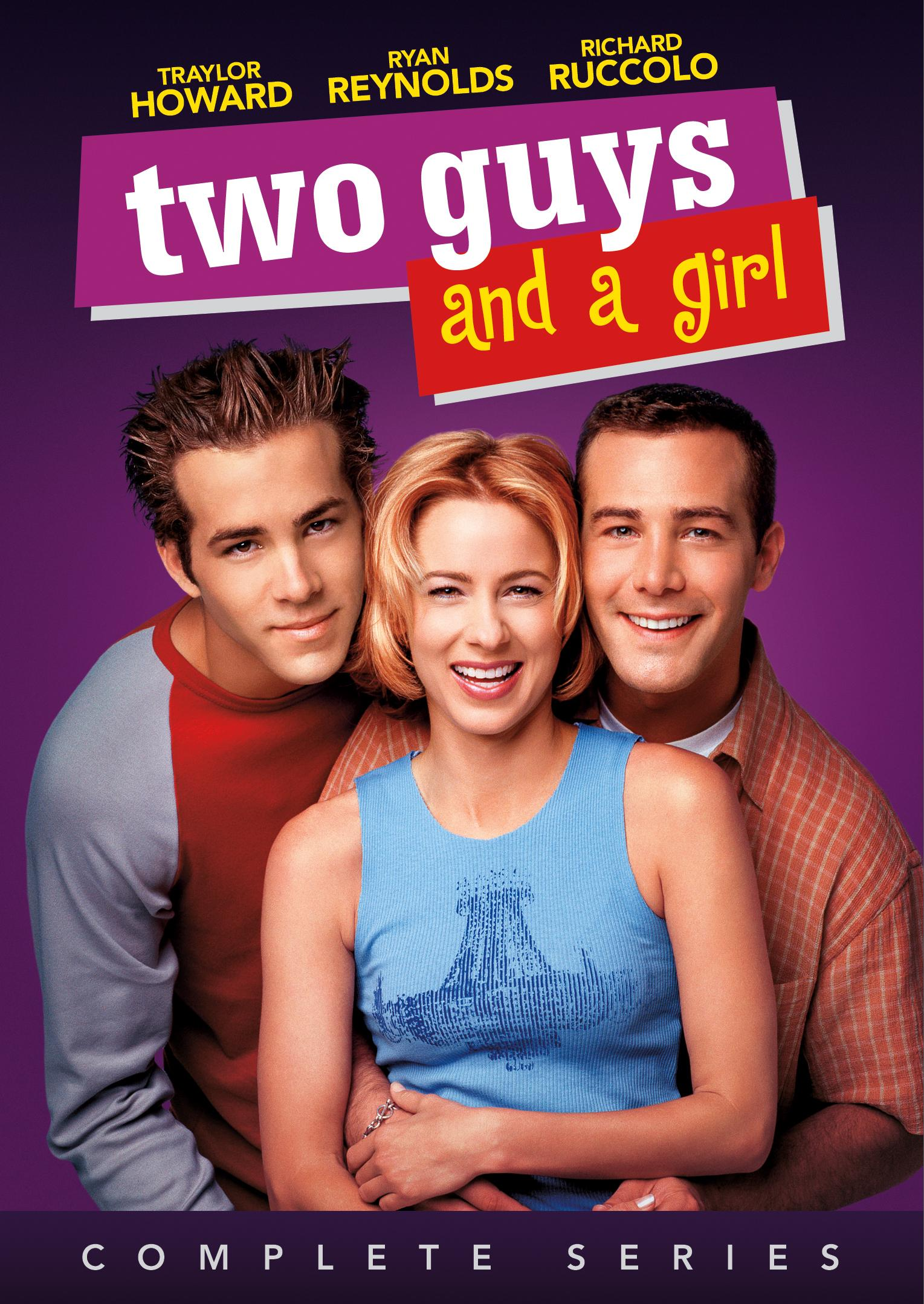 [DVD Review] Two Guys And A Girl: The Complete Series