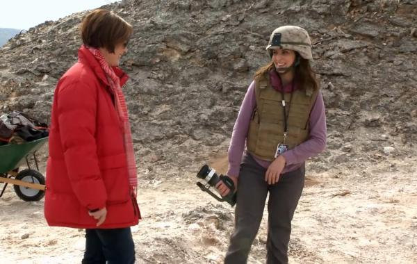 America's Favorite Female Broadcast Journalists Revealed In National Survey Inspired By 'Whiskey Tango Foxtrot'; On Blu-ray & DVD June 28 From Paramount 3