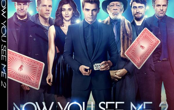 'Now You See Me 2'; Available On Digital HD August 23 & On 4K Ultra HD, Blu-ray & DVD September 6, 2016 from Lionsgate 5