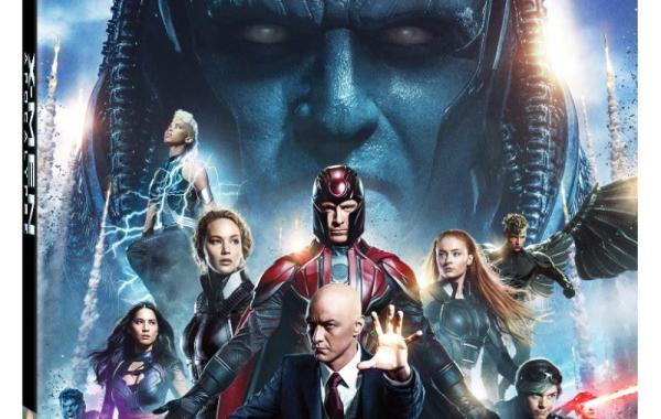 'X-Men: Apocalypse'; Arriving On Digital HD September 9 & On Blu-ray, Blu-ray 3D, 4K Ultra HD & DVD October 4, 2016 From Fox Home Entertainment 18