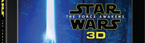 'Star Wars: The Force Awakens'; 3D Collector's Edition Blu-ray Arrives November 15, 2016* From Disney & Lucasfilm 2