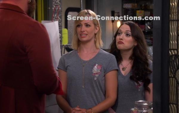 [DVD Review] '2 Broke Girls: The Complete Fifth Season': Now Available On DVD From Warner Bros 6
