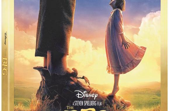 'The BFG'; Comes To Blu-ray & Disney Movies Anywhere December 6, 2016 From Disney 3