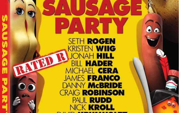'Sausage Party'; Debuting On Digital November 1 & On 4K Ultra HD, Blu-ray & DVD November 8, 2016 From Sony 11