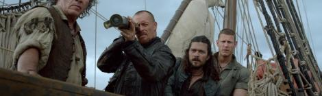 [Blu-Ray Review] 'Black Sails: The Complete Third Season': Now Available On Blu-ray & DVD From Starz - Anchor Bay 8