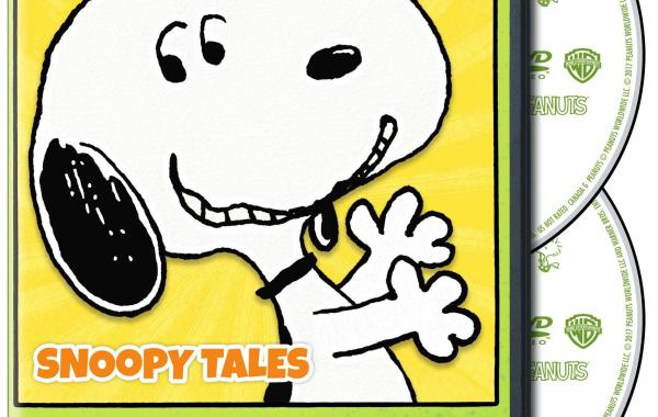 'Peanuts By Schulz - Snoopy Tales'; Arrives On 2-Disc DVD With 32 Episodes January 24, 2017 From Warner Bros 11