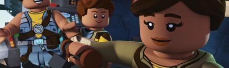 [Blu-Ray Review] 'Lego Star Wars: The Freemaker Adventures: Complete Season One': Now Available On Blu-ray & DVD From Disney – Lucasfilm 17