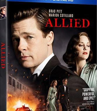 'Allied'; Arrives On Digital HD February 14 & On 4K Ultra HD, Blu-ray & DVD February 28, 2017 From Paramount 6
