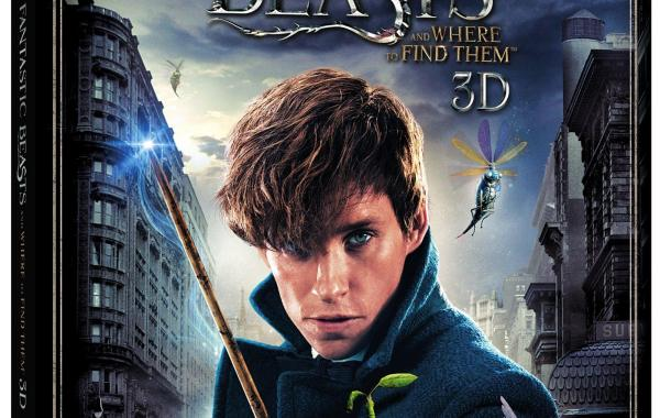 'Fantastic Beasts And Where To Find Them'; Own It On Digital HD March 7 & On 4K Ultra HD, Blu-ray 3D, Blu-ray & DVD March 28, 2017 From Warner Bros 7