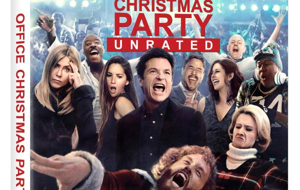 'Office Christmas Party' Unrated; Arrives On Blu-ray Combo Pack April 4 & On Digital HD March 21, 2017 From Paramount 19