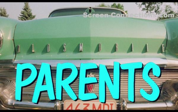 [Blu-Ray Review] 'Parents': Now Available On Vestron Video Collector's Series Blu-ray From Lionsgate 22