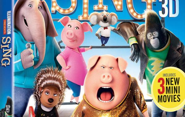 'Sing' Special Edition; Arrives On Digital HD March 3 & On 4K Ultra HD, Blu-ray 3D, Blu-ray & DVD March 21, 2017 From Universal 25
