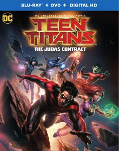 [Blu-Ray Review] 'Teen Titans: The Judas Contract': Now Available On Blu-ray, DVD & Digital HD From DC Comics & Warner Bros 1