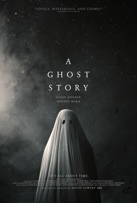 The Official Trailer & Poster For A24's 'A Ghost Story' Starring Casey Affleck & Rooney Mara Are Here 2