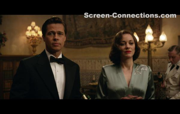 [Blu-Ray Review] 'Allied': Now Available On 4K Ultra HD, Blu-ray, DVD & Digital HD From Paramount 3