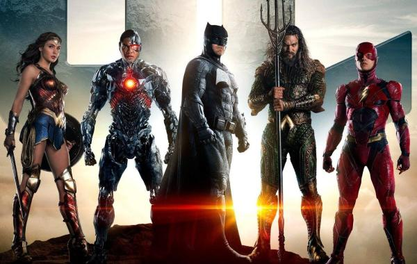 The New Official Trailer & Poster For 'Justice League' Are Finally Here! 5