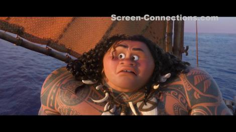 [Blu-Ray Review] 'Moana 3D': Now Available On Blu-ray 3D, Blu-ray, DVD & Digital HD From Disney 3