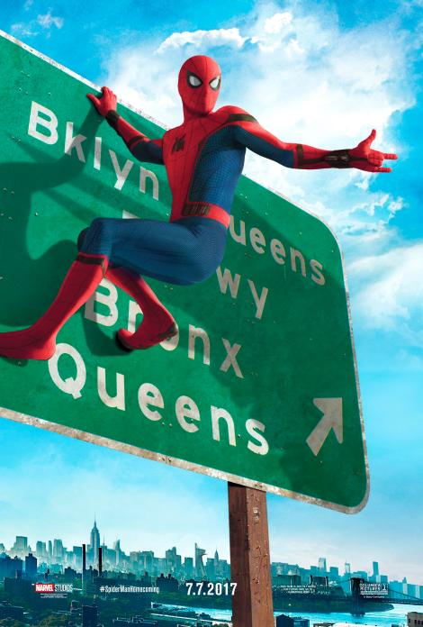 Check Out The New Trailer & 3 Teaser Posters For 'Spider-Man: Homecoming' 4