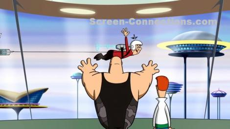[DVD Review] 'The Jetsons & WWE: Robo-WrestleMania': Available On DVD March 14, 2017 From WWE & Warner Bros 2