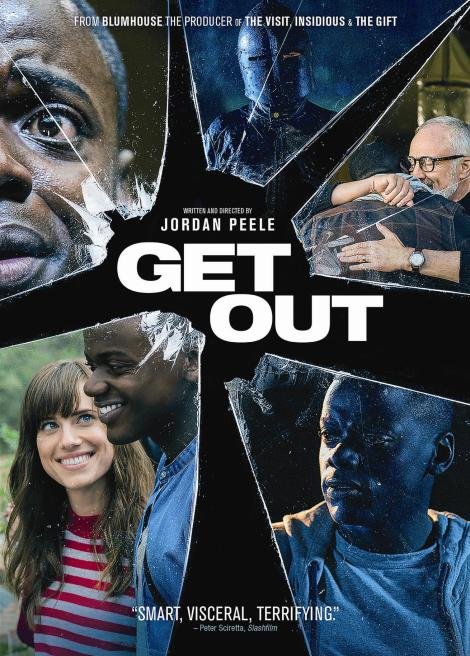 'Get Out'; Jordan Peele's Acclaimed Thriller Arrives On Digital HD May 9 & On Blu-ray & DVD May 23, 2017 From Universal 7