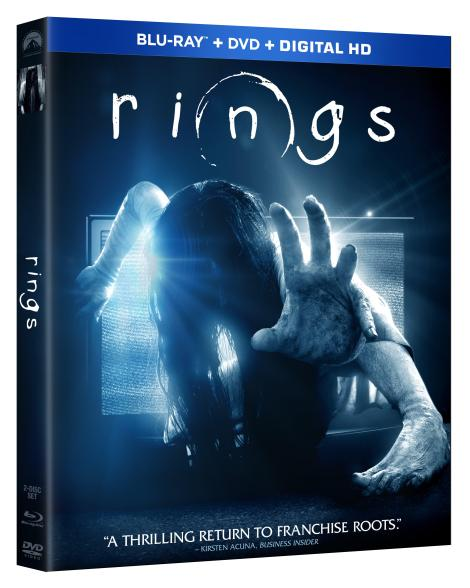 'Rings'; The Latest Entry In The Horror Franchise Arrives On Digital HD April 21 & On Blu-ray & DVD May 2, 2017 From Paramount 2