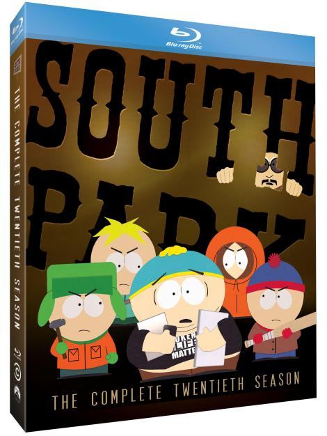 'South Park: The Complete Twentieth Season'; Arrives On Blu-ray & DVD June 13, 2017 From Paramount 3