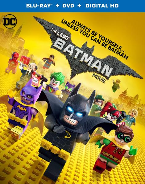 'The Lego Batman Movie'; Arrives On Digital HD May 19 & On 4K Ultra HD, Blu-ray 3D, Blu-ray & DVD June 13, 2017 From Warner Bros 6