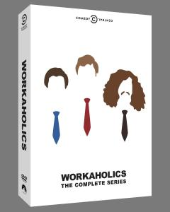 'Workaholics'; The Final Season & The Complete Series Both Arrive On DVD June 20, 2017 From Paramount 1