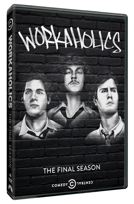 'Workaholics'; The Final Season & The Complete Series Both Arrive On DVD June 20, 2017 From Paramount 2