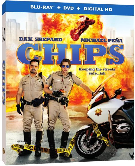 'CHiPS'; Arrives On Digital HD June 13 & On Blu-ray & DVD June 27, 2017 From Warner Bros 2