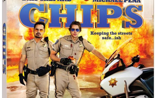 'CHiPS'; Arrives On Digital HD June 13 & On Blu-ray & DVD June 27, 2017 From Warner Bros 4