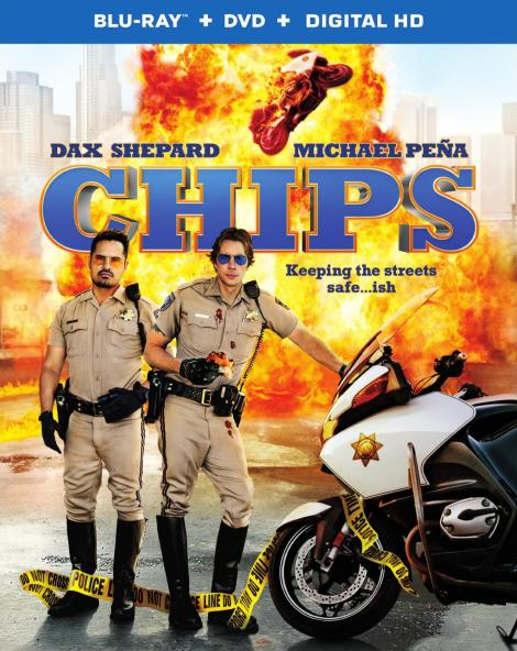 'CHiPS'; Arrives On Digital HD June 13 & On Blu-ray & DVD June 27, 2017 From Warner Bros 3