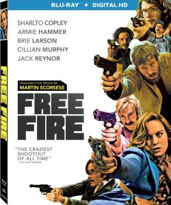 [Blu-Ray Review] 'Free Fire': Available On Blu-ray & DVD July 18, 2017 From Lionsgate 1