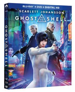 'Ghost In The Shell'; The Live-Action Film Arrives On Digital July 7 & On 4K Ultra HD, Blu-ray 3D & Blu-ray July 25, 2017 From Paramount 6