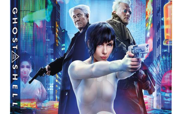 'Ghost In The Shell'; The Live-Action Film Arrives On Digital July 7 & On 4K Ultra HD, Blu-ray 3D & Blu-ray July 25, 2017 From Paramount 1