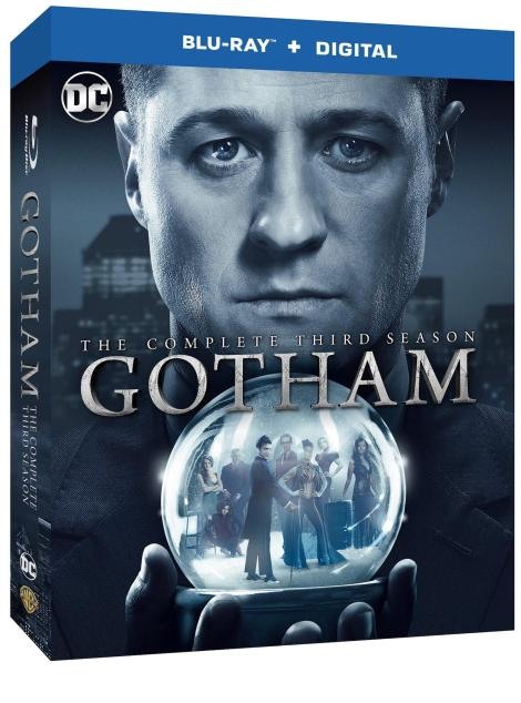 'Gotham: The Complete Third Season'; Arrives On Blu-ray & DVD August 29, 2017 From DC Comics & Warner Bros 2