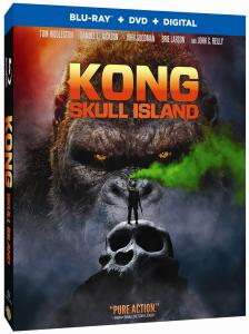 'Kong: Skull Island'; Arrives On Digital June 20 & On 4K Ultra HD, Blu-ray 3D, Blu-ray & DVD July 18, 2017 From Warner Bros 1