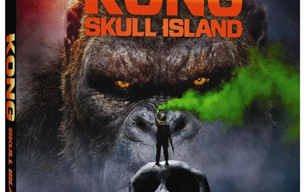 'Kong: Skull Island'; Arrives On Digital June 20 & On 4K Ultra HD, Blu-ray 3D, Blu-ray & DVD July 18, 2017 From Warner Bros 4