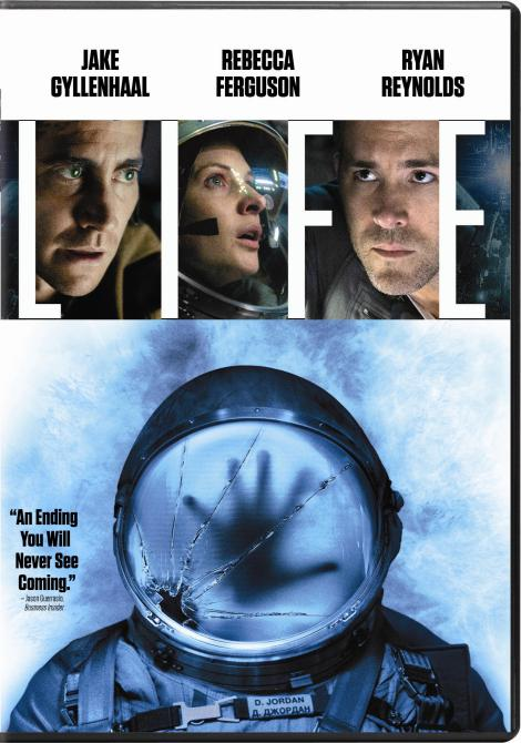 'Life'; Arrives On Digital June 2 & On 4K Ultra HD, Blu-ray & DVD June 20, 2017 From Sony Pictures 7