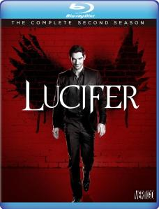 'Lucifer: The Complete Second Season'; Arrives On DVD & Blu-ray* August 22, 2017 From DC Comics & Warner Bros 1