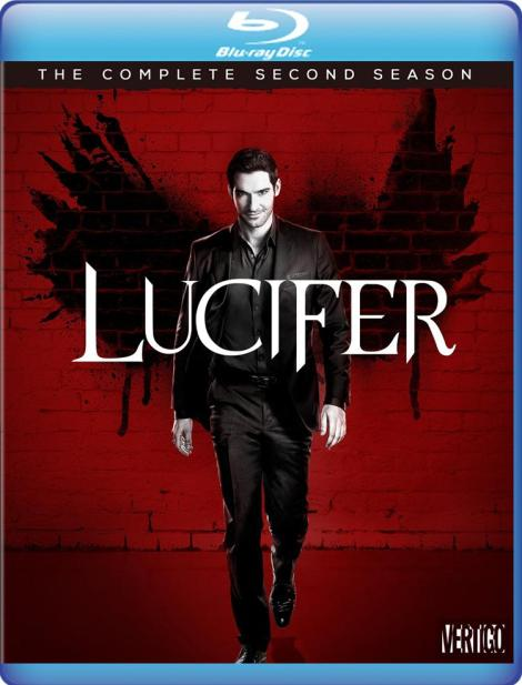 'Lucifer: The Complete Second Season'; Arrives On DVD & Blu-ray* August 22, 2017 From DC Comics & Warner Bros 2