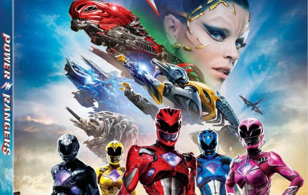 Saban's 'Power Rangers'; Arrives On Digital HD June 13 & On 4K Ultra HD, Blu-ray & DVD June 27, 2017 From Lionsgate 16