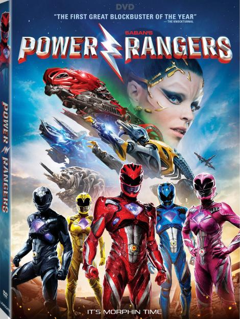 Saban's 'Power Rangers'; Arrives On Digital HD June 13 & On 4K Ultra HD, Blu-ray & DVD June 27, 2017 From Lionsgate 6